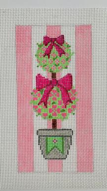EC-011  Pink Topiary