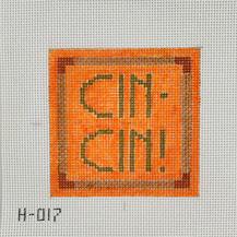 H-017 Cin-Cin