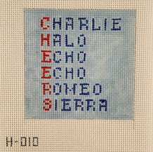 H-010 Charlie Halo Echo