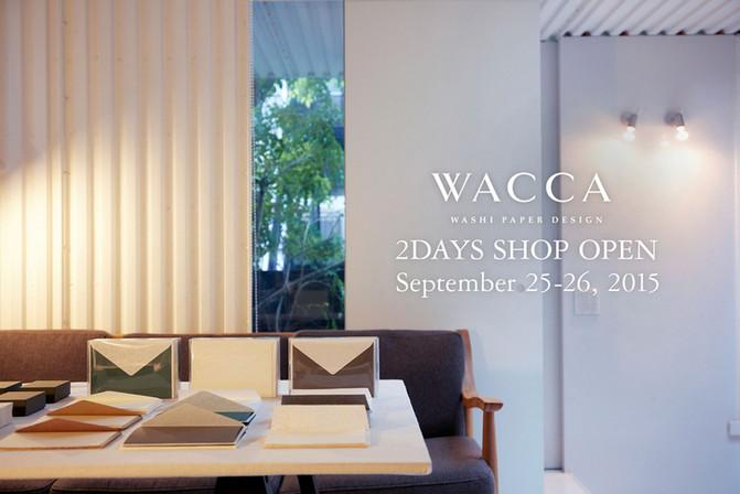 2days shop open!