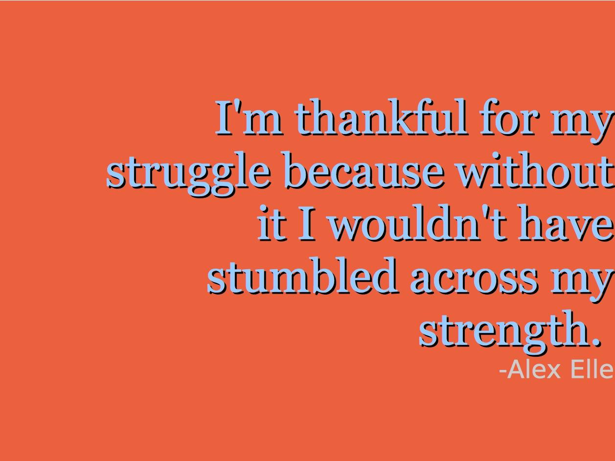 imthankful