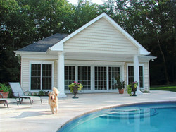 Orchard Park Pool House