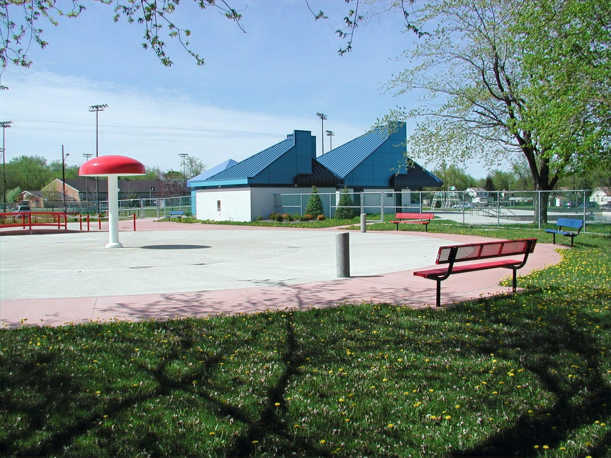 West Seneca Pool Renovations