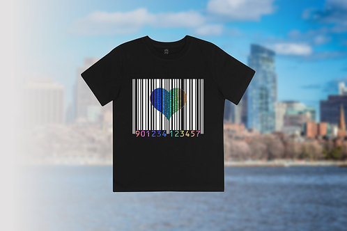 "T-Shirt ""LoveCode"" Kinder"