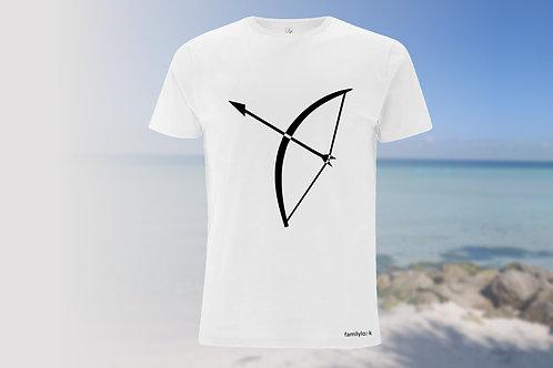 """T-Shirt """"Herz und Pfeil"""" Herren"""