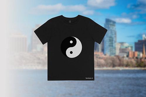 """T-Shirt """"Yin und Yang"""" Kinder"""