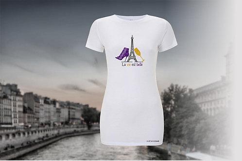 """Damen-T-Shirt """"Paris"""""""