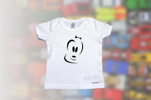 """T-Shirt """"Wurm"""" Babygirl"""