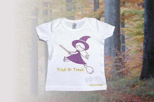 "Baby-T-Shirt ""Halloween"""