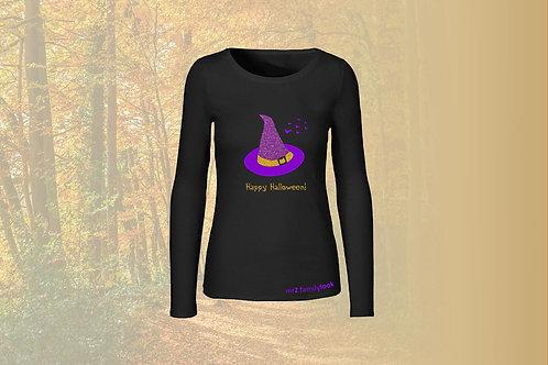 """Longshirt """"Halloween"""" Damen"""