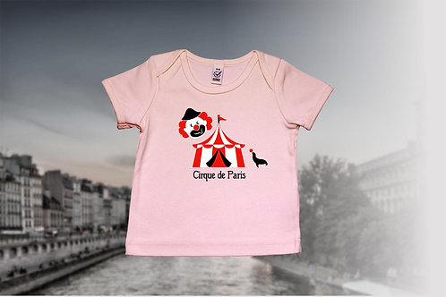 "Baby-T-Shirt ""Paris"""