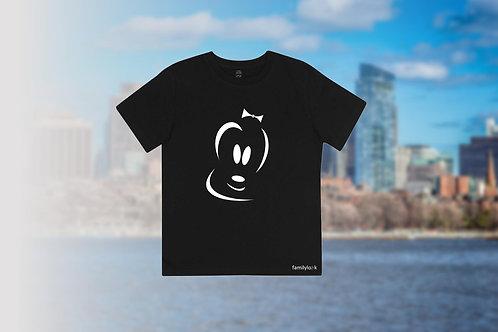 """T-Shirt """"Wurm"""" Mädchen"""