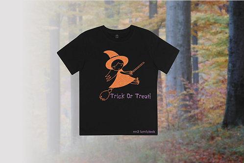 "T-Shirt ""Halloween"" Kinder"