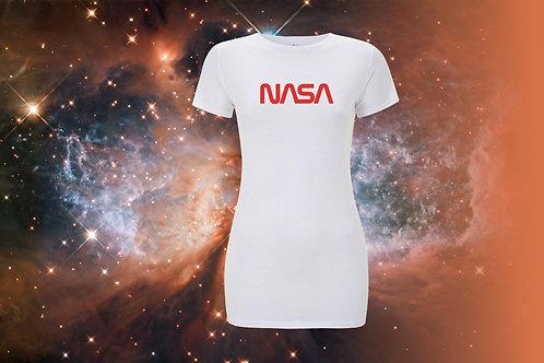 "Damen-T-Shirt ""NASA"""
