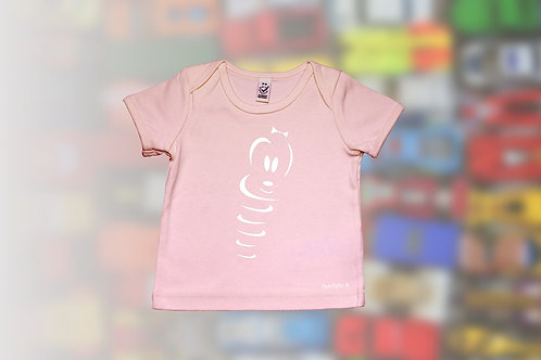 """T-Shirt """"Würmchen"""" Babygirl"""