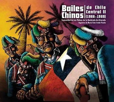 Bailes Chinos de Chile Central II