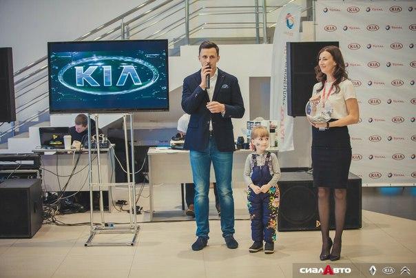 Презентация обновленного КИА Сиал