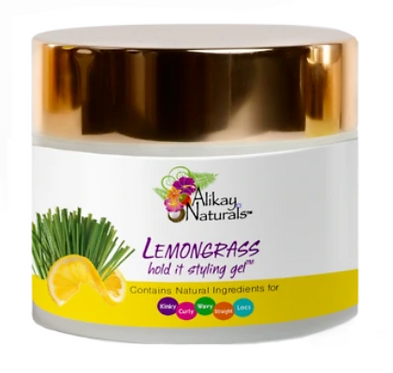 Alikay Naturals Lemongrass Hold It Styling Gel
