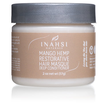 Inahsi Naturals Mango Hemp Restorative Deep Conditioner 2oz/57g