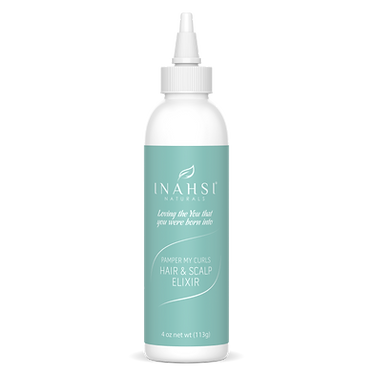 Inahsi Naturals Hair & Scalp Elixir 4oz/113gm