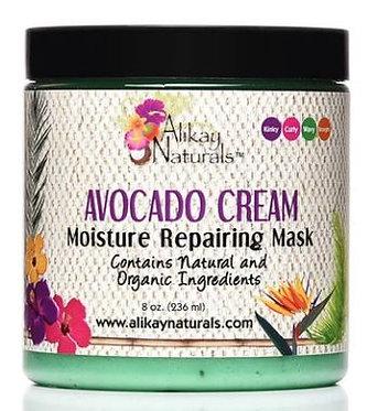 Alikay Naturals Avocado Cream Moisture Repairing Mask 236ml