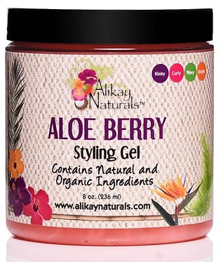 Alikay Naturals Aloe Berry Styling Gel 236ml