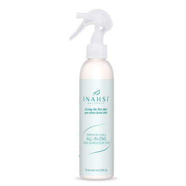 Inahsi Naturals All-in-One Leave In Moisture Mist 8oz/226g