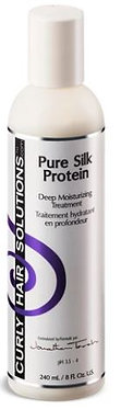 Curly Hair Solutions Silk Conditioner (Previously Pure Silk Protein  355ml