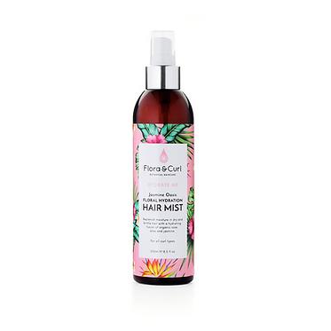 Flora & Curl Floral - Jasmine Oasis Hydrating Hair Mist (250ml)
