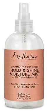 Shea Moisture Coconut & Hibiscus Hold & Shine Moisture Mist 237ml