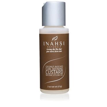 Inahsi Naturals Coconut Avocado Curl Defining Custard 2oz/57g