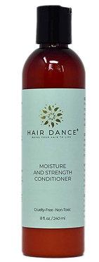 Hair Dance Moisture & Strength Conditioner 240ml