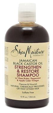 Shea Moisture Jamaican Black Castor Oil Strengthen & Restore 384ml
