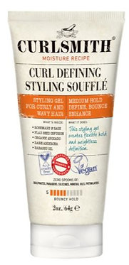 Travel Size Curlsmith Curl Defining Styling Souffle 64g