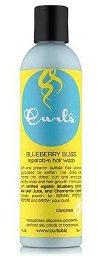 Curls Blueberry Reparative Hair Wash 234ml