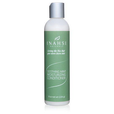 Inahsi Naturals Soothing Mint Moisturising Conditioner 8oz/226gm