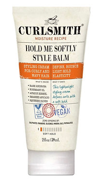 Travel Size Curlsmith Hold Me Softly Style Balm  64g