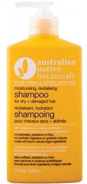 Australian Native Botanicals Moisturising Shampoo for Dry/Damaged Hair 500mk
