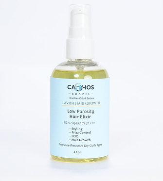 Cachos Brazil Low Porosity Hair Elixir 118ml