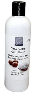 AfroShe Shea Butter Curl Styler 300ml
