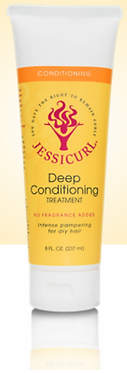 Jessicurl Deep Conditioning Treatment 237ml