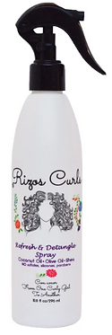 Rizos Curls Refresh & Detangle Spray 296ml