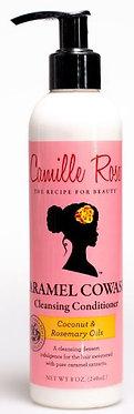 Camille Rose Naturals Caramel Cowash
