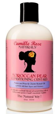 Camille Rose Naturals Moroccan Pear Conditioning Custard 354ml
