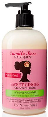 Camille Rose Naturals Sweet Ginger Shampoo 354ml
