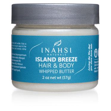 Inahsi Naturals Island Breeze Hair & Body Whipped Butter 2oz/57g