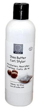 AfroShe Shea Butter Curl Styler 300ml VEGAN Option
