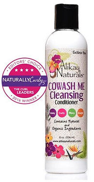 Travel Size Alikay Naturals Cowash Me Cleansing Conditioner 59ml