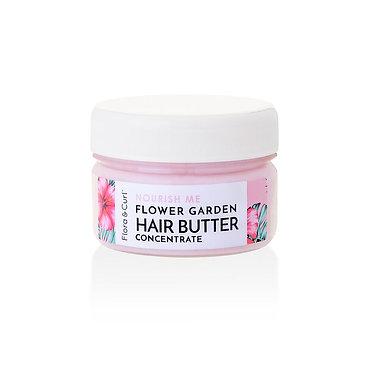 Flora & Curl Flower Garden Hair Styling Butter 55ml