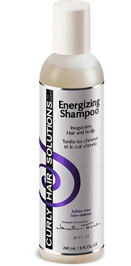 Curly Hair Solutions Energizing Shampoo 240ml